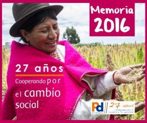 Memoria 2016 portada